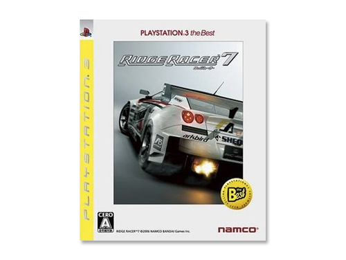 リッジレーサー7 PLAYSTATION3 theBest/PS3