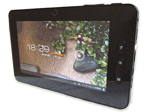 PLOYER「Android 2.2 タブレットP…