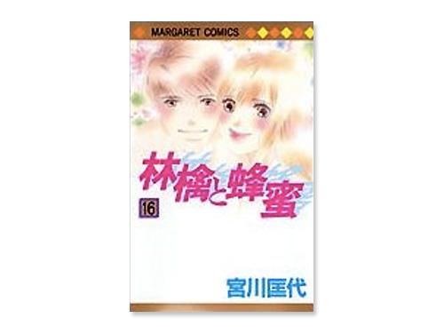 林檎と蜂蜜 単行本 16巻(宮川匡代 マーガレット…