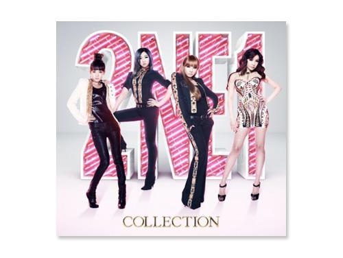 COLLECTION「CD+2DVD」/ 2NE1