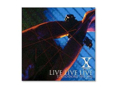 LIVE LIVE LIVE/X JAPAN