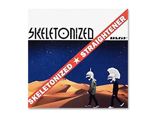 SKELETONIZED/ストレイテナー
