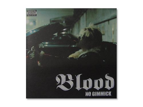 NO GIMMICK[限定盤]/BLOOD
