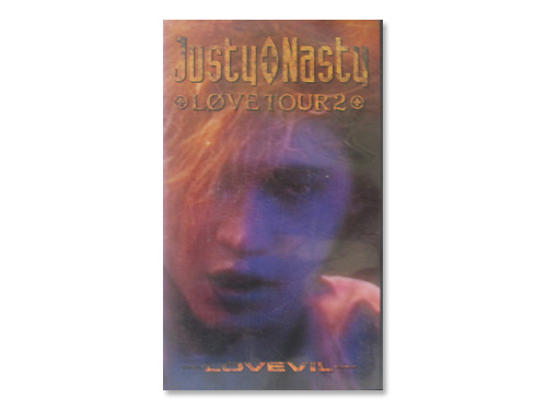 LOVE TOUR 2 (VHS)/JUSTY NASTY