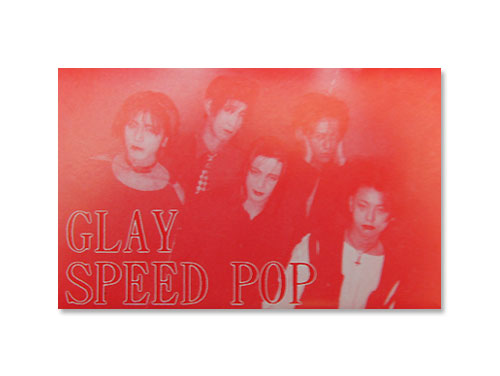 SPEED POP(デモテープ)/GLAY