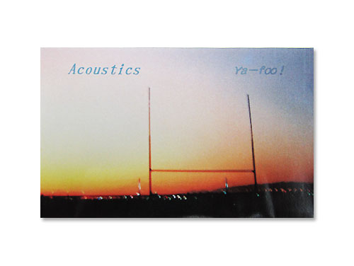 Acoustics(デモテープ)/Ya-foo