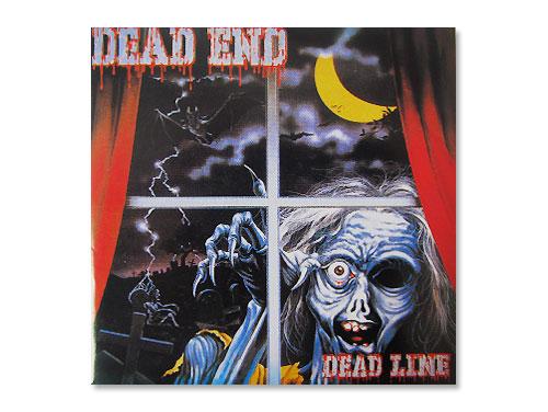 DEAD LINE[初回生産限定盤DVD付]/DEAD END