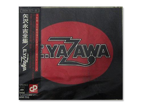 E・YAZAWA/全集[廃盤]/矢沢永吉