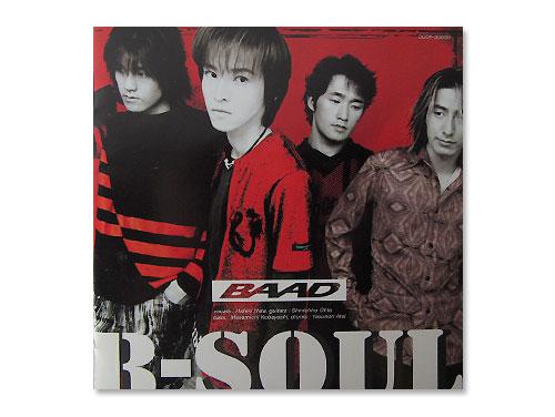 B-Soul[廃盤]/BAAD