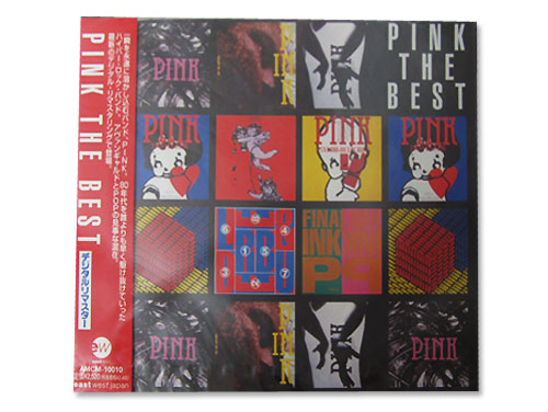 PINK THE BEST [廃盤]/PINK