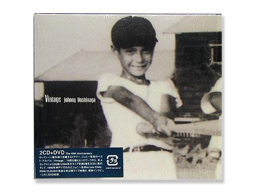 Vintage[DVD付 廃盤]/JOHNNY吉長(ジョニー吉長)