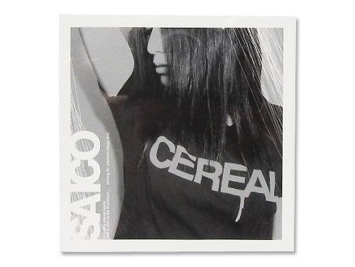 CEREAL[廃盤]/SAICO(鈴木彩子)