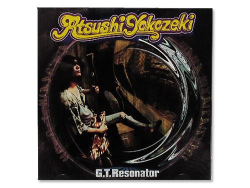 G.T.Resonator[廃盤]/横関敦