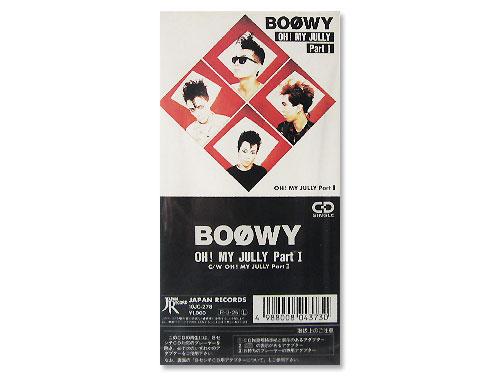 OH!MY JULLY[廃盤CDS]/BOΦWY