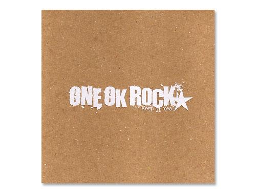Keep it real [廃盤]/ONE OK ROCK(ワンオクロック)