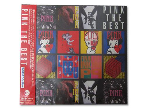 PINK THE BEST [廃盤]/PINK