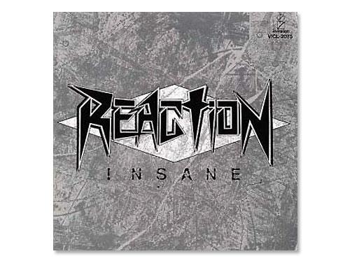 INSANE[1991年オリジナル盤※廃盤]/REACTION