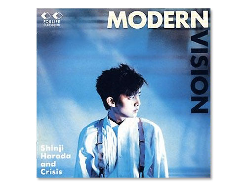 Modern Vision 92年盤[廃盤]/原田真二&クライシス