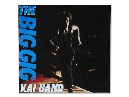 THE BIG GIG[廃盤]/甲斐バンド