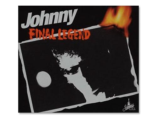 FINAL LEGEND[限定盤]/Johnny