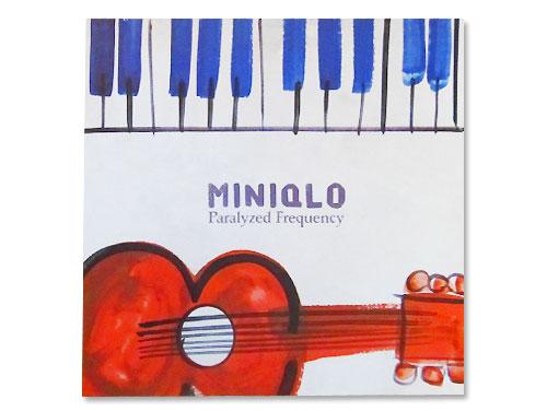Paralyzed Frequency [会場限定CD]/MINIQLO(ミニクロ)