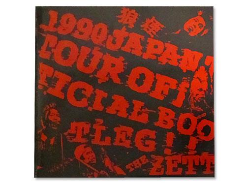 LIVE BOOTLEG[限定盤]/THE ZETT