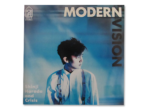 Modern Vision [1985][廃盤…