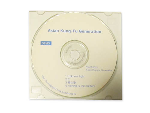 DEMO[自主制作CD-R]/ASIAN KUNG-FU GENERATION