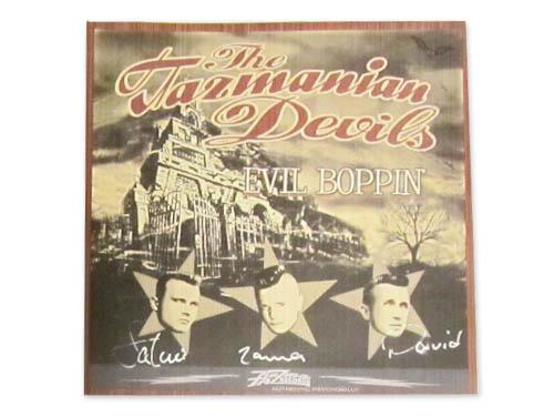 Evil Boppin'[関係者配布用自主制作CD…