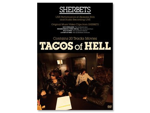 TACOS OF HELL[会場限定盤DVD]/SHERBETS