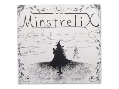 Thirst for[会場限定CD-R]/MinstreliX 商品名コード : 1001514