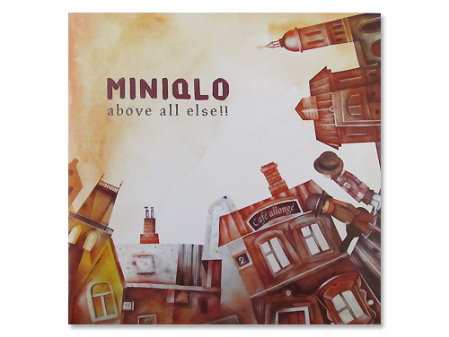above all else!![会場限定CD]/MINIQLO