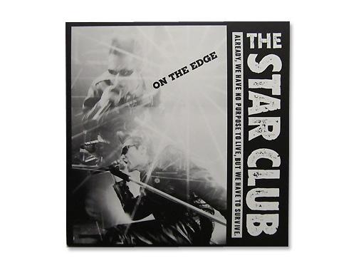 ON THE EDGE [ライブ会場限定盤CDS]/THE STAR CLUB