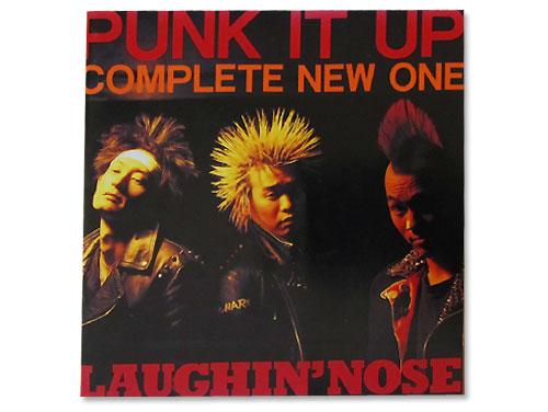 PUNK IT UP[廃盤]/LAUGHIN' NOSE(ラフィン・ノーズ)