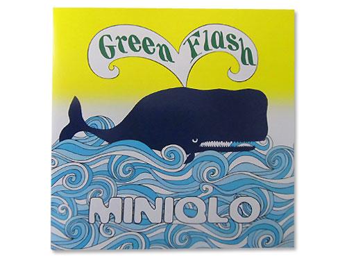 Green Flash [会場限定CD]/MINIQLO(ミニクロ)