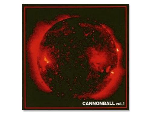 CANNONBALL Vol.1[廃盤]/オムニバス(D、仙台貨物、うんず、ホタル、ドレミ團、Shu…