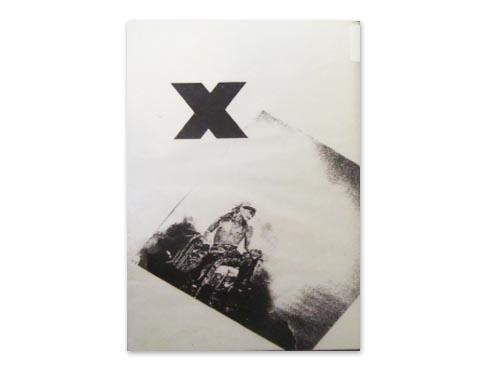 X自主制作プロモーション用ビデオ[関係者配布VHS…