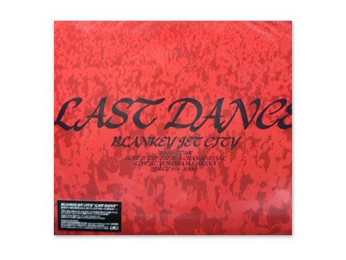 LAST DANCE[アナログ盤LP]/BLANK…