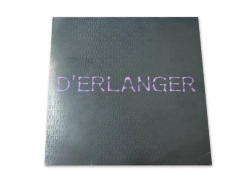 GIRL[3000枚限定EP]/D'ERLANGE…
