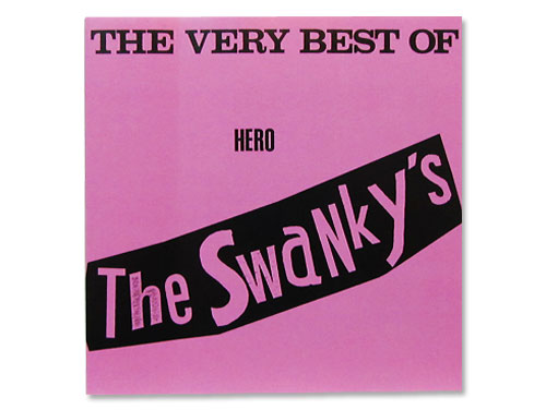 THE VERY BEST OF HERO[廃盤]/THE SWANKYS