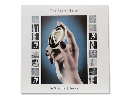 IN VISIBLE SILENCE UK版[廃盤]/THE ART OF NOISE