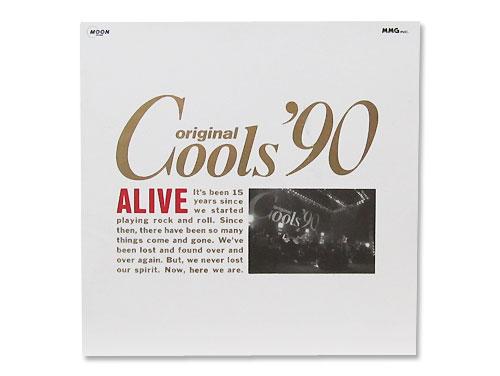 original COOLS'90 ALIVE…