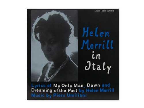 Helen Merrill in Iitaly[イ…