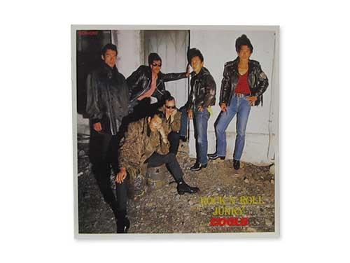 ROCK'N ROLL JUNKY[廃盤]/COOLS R.C. (クールスRC)