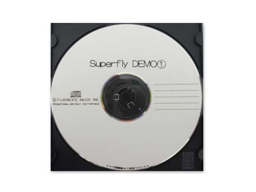 Superfly DEMO[関係者配布CD]/Superfly