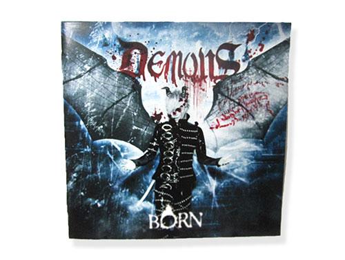 DEMONS[初回限定盤 DVD付]/BORN