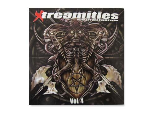 Xtreemities Compilation Vol. 4[自主制作CD]/オムニバス