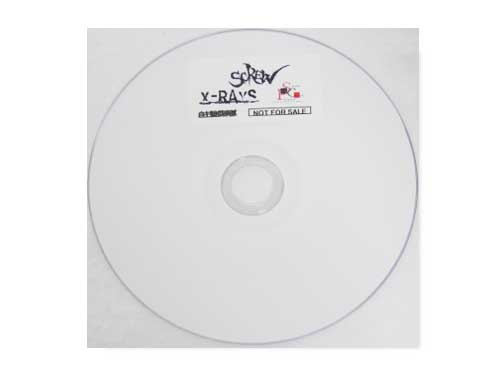 X-RAYS自主盤倶楽部購入特典[特典配布DVD]…
