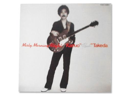 MISTY MORNING FLIGHT 93年盤[廃盤]/竹田和夫