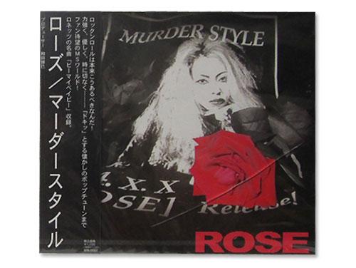 ROSE[廃盤]/MURDER STYLE